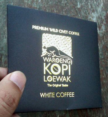 White Coffee Luwak